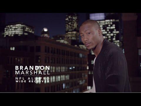 #StrongerThanStigma - Brandon Marshall: My Borderline Personality Disorder Diagnosis