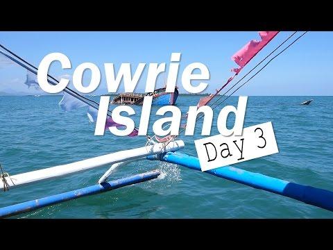 Philippines Vlog 1 - Cowrie Island