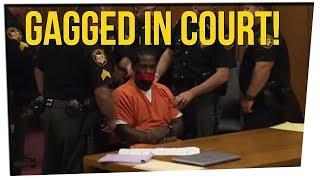 Judge Tapes Convict