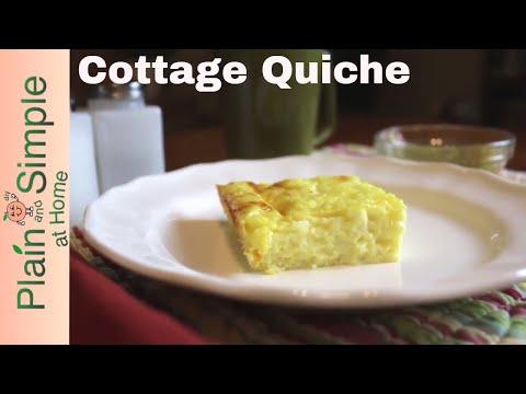 Cottage Quiche | Easy Breakfast Recipe