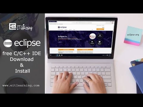 Eclipse IDE for C/C++ Developers - Download, Install, and Run  | eitlearning.com