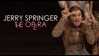 JERRY SPRINGER the opera (MUSICAL COMEDY) | Cover by Spirit YPC