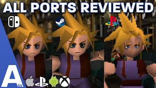 Which Version of Final Fantasy 7 Should You Play? - All FF7 Ports Reviewed & Compared