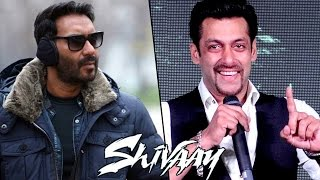 Salman Khan To PROMOTE Ajay Devgn