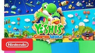 Yoshi's Crafted World - Story Trailer - Nintendo Switch