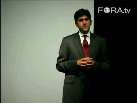 High Tech Solutions for Federal Government - Aneesh Chopra