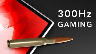 MSI GS66 - Gaming at 300Hz