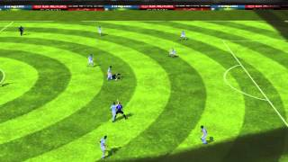 FIFA 14 iPhone/iPad - Netherlands vs. Argentina