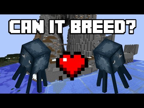 Minecraft:Can It Breed Ep.4-Squids(Leave Suggestions)