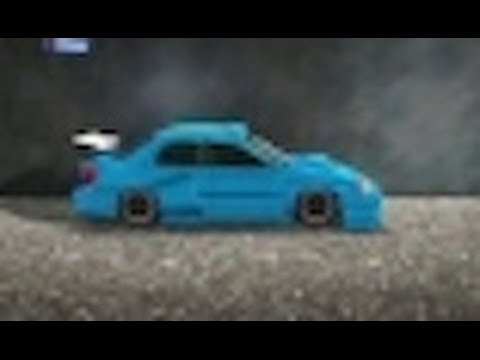 Little Big Planet 3 Car Customizer   Subaru Impreza   PS4 Gameplay