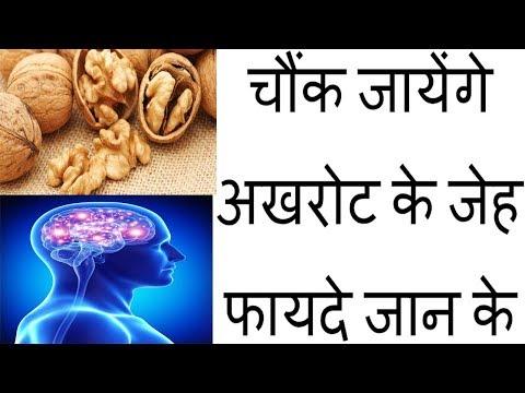 Amazing Benefits of Walnuts in Hindi || Health Tips
