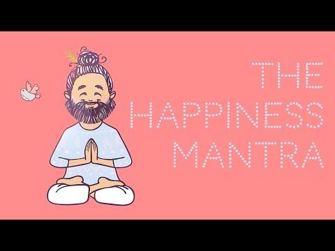 Happiness Mantra | OM Paraanandaaya Namaha | Mantra Meditation Music