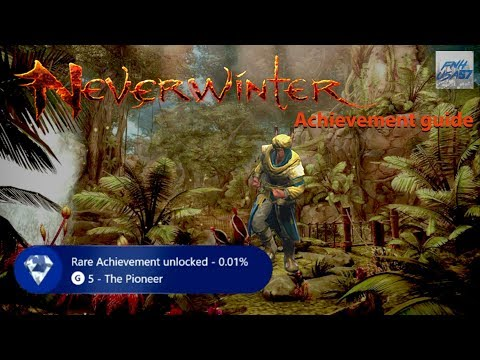 Neverwinter: The Pioneer Achievement Guide - Jungles of Chult