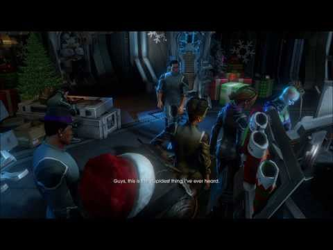 Saints Row IV -- How the Saints Save Christmas -- part 1 of 3 -- Miracle on 3rd Street