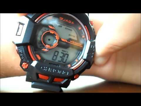 Jaga Kol Saati İncelemesi-Saat Ayarlama