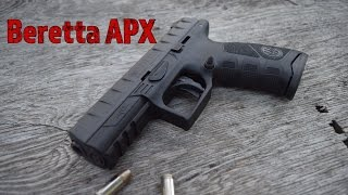 Beretta Apx...exciting New Pistol Or Dull Copy?