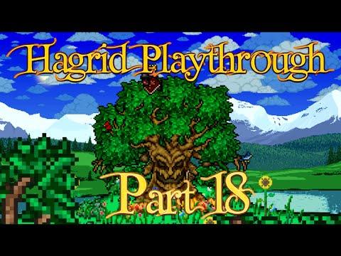Terraria - Summoner Playthrough, part 18: