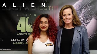 Highlights from Alien: The Play with Sigourney Weaver   ALIEN ANTHOLOGY