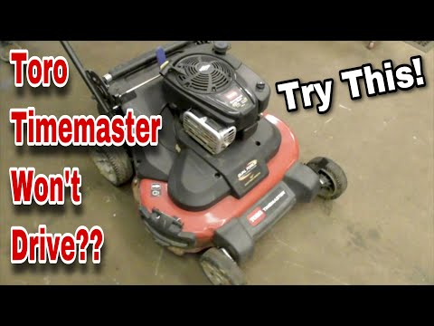 What To Look For When Your Toro 30