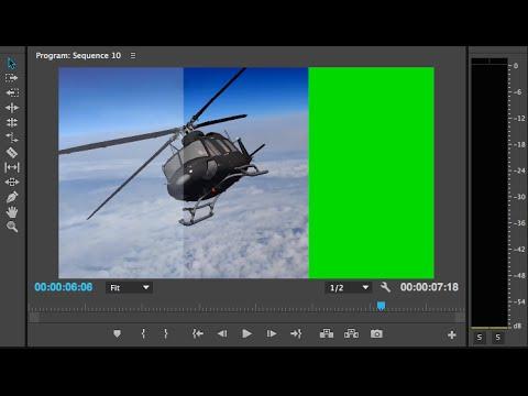 Visual Effects (VFX) Breakdown Tutorial Adobe Premiere Pro CC
