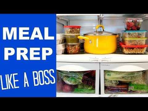 KickStart, Sugar Detox, Real Food, Whole30 Meal Prep Shortcuts