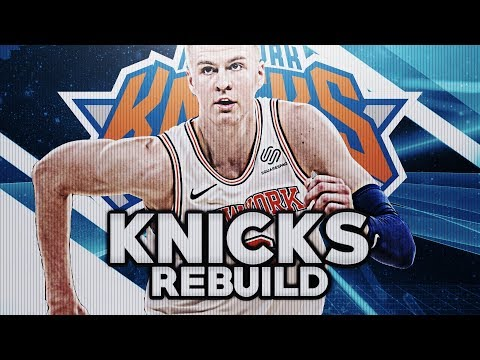 REBUILDING THE NEW YORK KNICKS! NBA 2K18 MY LEAGUE
