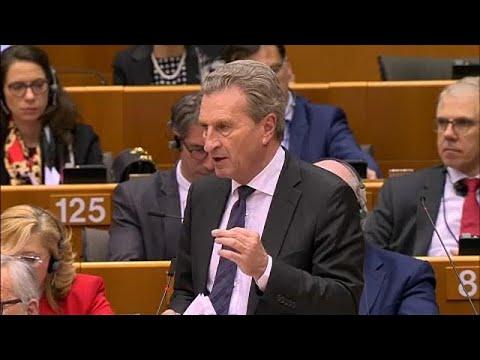 Italy crisis: EU commissioner 'should have shut up'