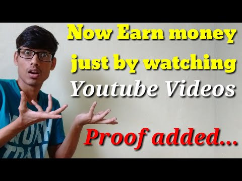 Earn money by watching YouTube videos & Using Facebook on your phone