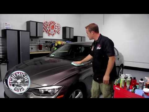 How to wash a car without water - Chemical Guys - Ecosmart