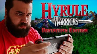 Hyrule Warriors: Definitive Edition Challenge (ft. Bill Trinen from Nintendo)
