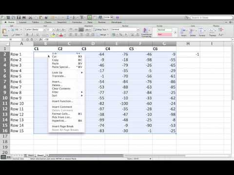 Excel tips and tricks: How to multiply large amount of numbers by using Paste Special