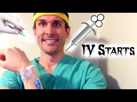 Starting an IV - for Nurses