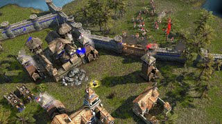 Age of Empires 3 Definitive Edition - 1v1 Ranked Multiplayer Gameplay