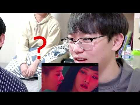 REVELUV for Sure!   Korean College Guys Reaction to RED VELVET(레드벨벳)-BAD BOY MV!!!  '2018SBA1인미디어'