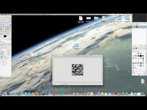 How to make a Resource Pack on a Mac Minecraft 1.6.2