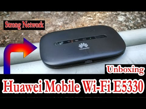 Huawei Mobile Wi-Fi E5330 । Release New । Features । Pocket Wi-Fi
