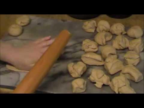 Homemade Whole Grain Matzah Part 2