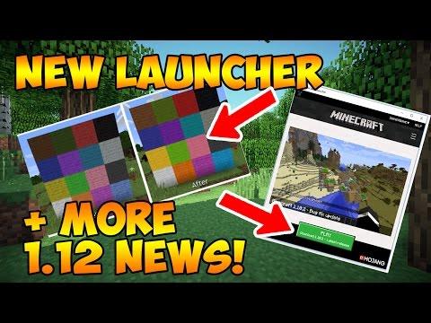 Minecraft 1.12 Update News: New Launcher, Color Pallet (2017 Minecraft PC Update)