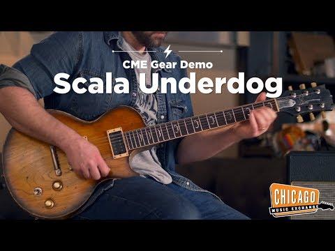 Scala Underdog Guitars | CME Gear Demo