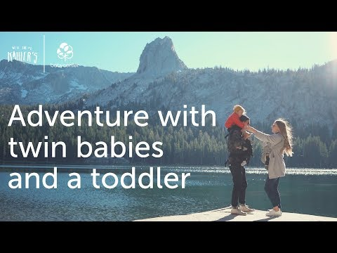 Adventure with twin babies and a toddler | We're the Kahlers | Ep. 3