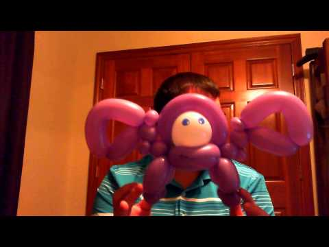 Special Balloon Animal for Megan (OpTic Jewel) - @Jewelxo