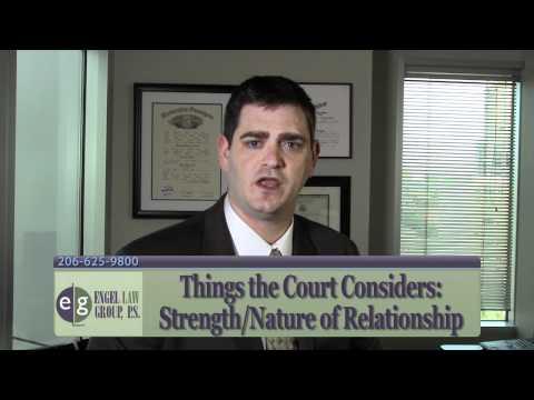 How do I get Full Custody of my Children?  Seattle Child Custody Lawyer Eric Engel Explains