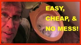 How To Unclog A Toilet Clogged Toilet Trade Secret
