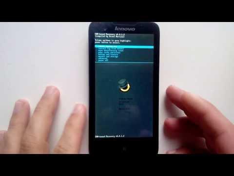 Lenovo 820 přehrání firmwaru www androidworld cz