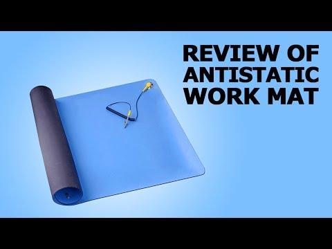 Review of AntiStatic Work Mat