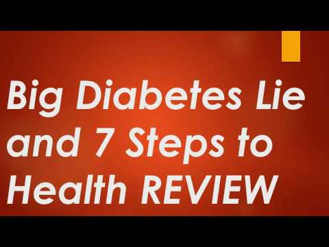 Big Diabetes Lie Review | ICTM | 7 Steps to Health Review | Pros And Cons | Max Sidorov