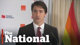 Justin Trudeau Confirms Transgender Rights Bill