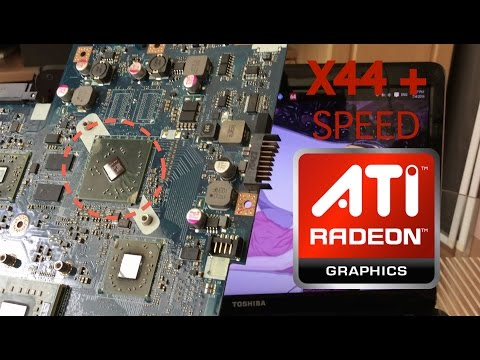 AMD GPU RADEON HD 5650 HOW TO BOOST SPEED UP TO 44% PLUS