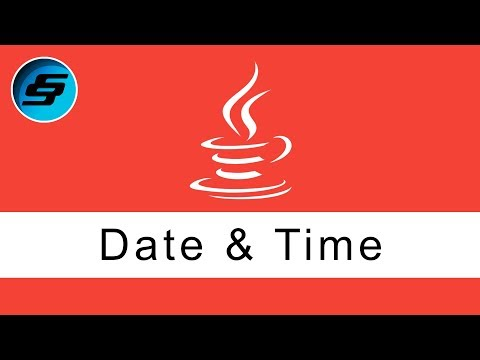 Date and Time - Java Programming