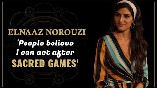 Elnaaz Norouzi & Amruta Subhash explain their characters in Sacred Games | Exclusive | Part 2